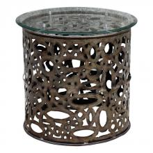 Uttermost 25770 - Uttermost Zama Industrial Accent Table