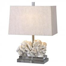 Uttermost 27176-1 - Uttermost Coral Sculpture Table Lamp