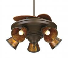 Fanimation FP825OB - AIR SHADOW TRADITIONAL: OIL-RUBBED BRONZE