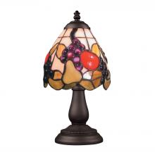 ELK Lighting 080-TB-19 - Mix-N-Match 1 Light Table Lamp In Tiffany Bronze