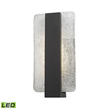 ELK Lighting 45230/LED - Pierre LED Outdoor Wall Sconce In Textured Matte