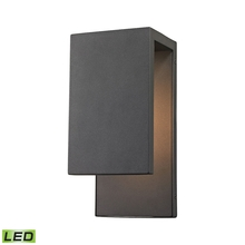 ELK Lighting 45231/LED - Pierre LED Outdoor Wall Sconce In Textured Matte
