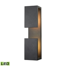 ELK Lighting 45232/LED - Pierre LED Outdoor Wall Sconce In Textured Matte