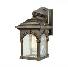 ELK Lighting 45300/1 - Stradelli 1 Light Outdoor Wall Sconce In Hazelnu
