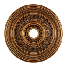 ELK Lighting M1012AB - English Study 24-Inch Medallion In Antique Bronz
